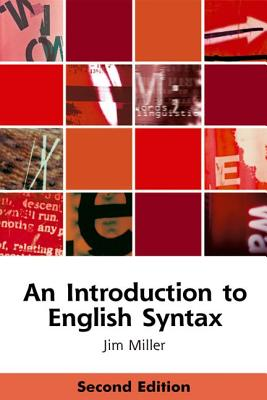 An Introduction to English Syntax By Miller, Jim